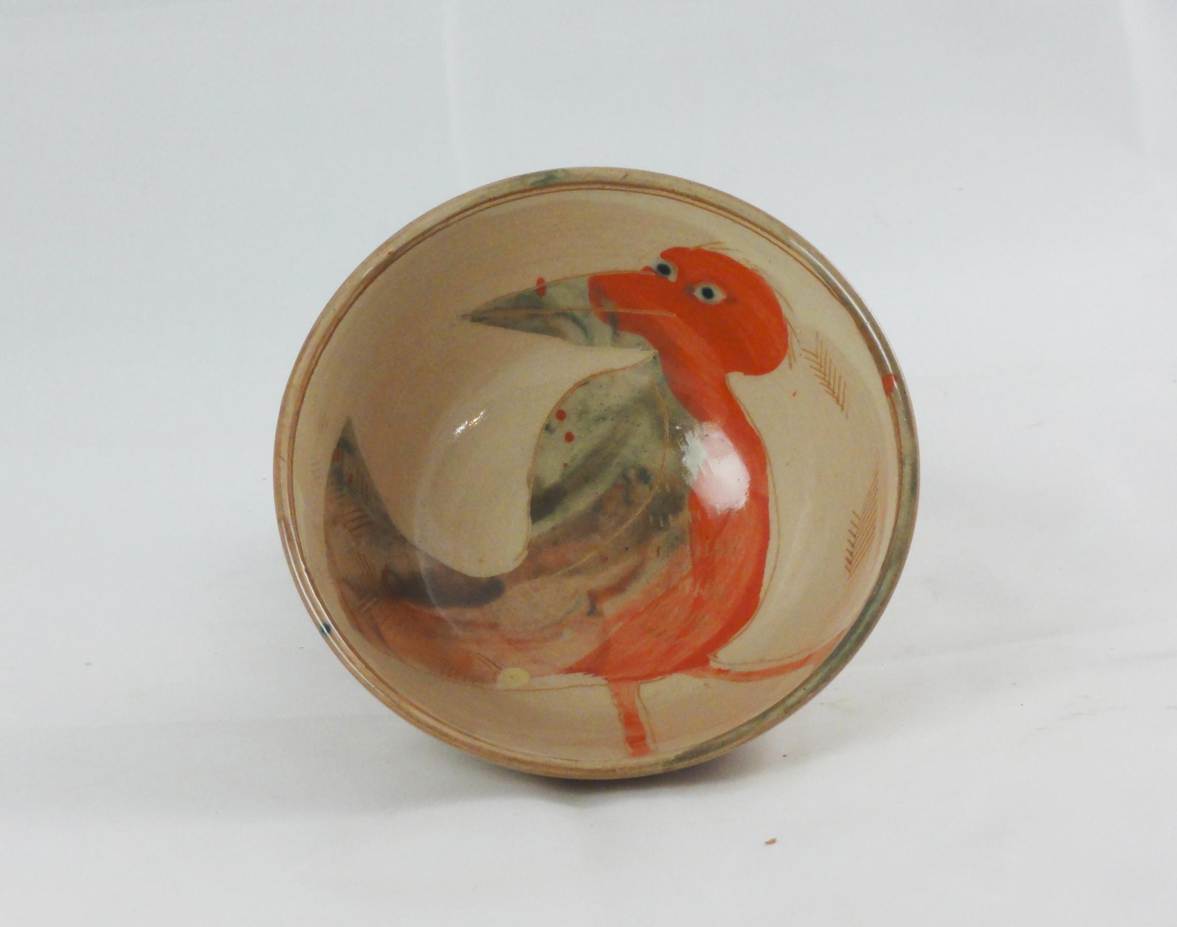Kl-Schüssel-mit-rotem-Vogel