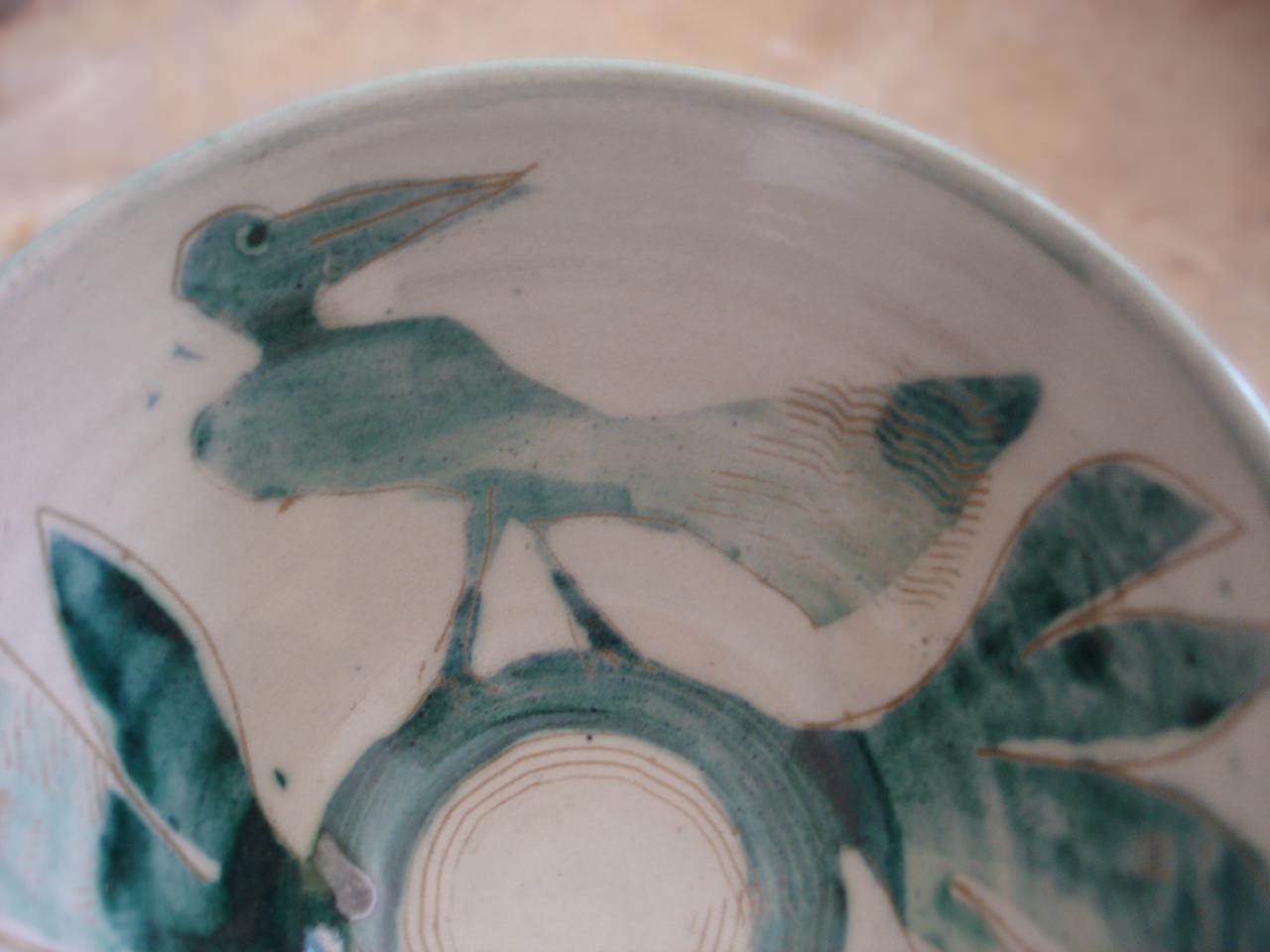 Vogelbaum-türkis