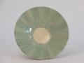 Tiefer Teller, mint-gekämmt, 21 u. 23,5 cm