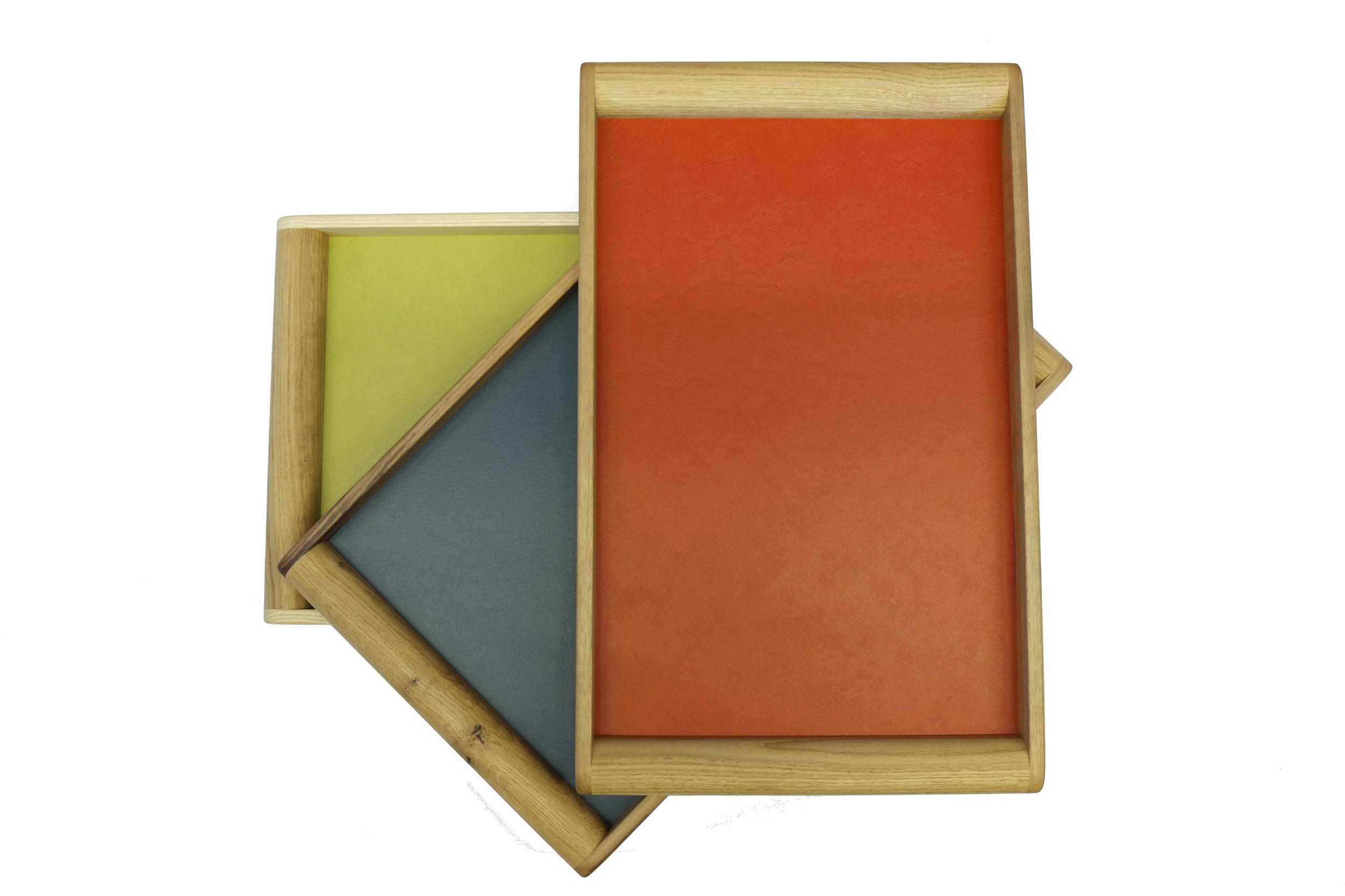 Tablett, 3 Farben